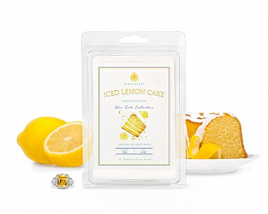 Iced Lemon Cake Wax Tarts