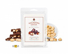 Macadamia Cocoa Wax Tarts