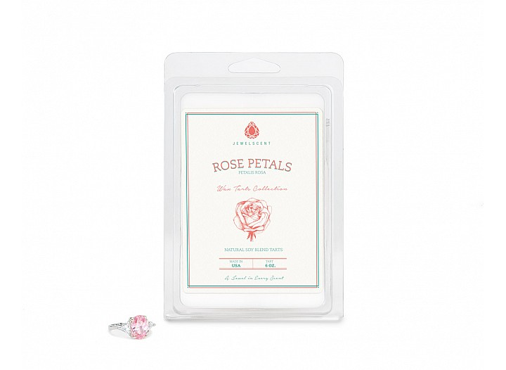 Rose Petals Wax Tarts