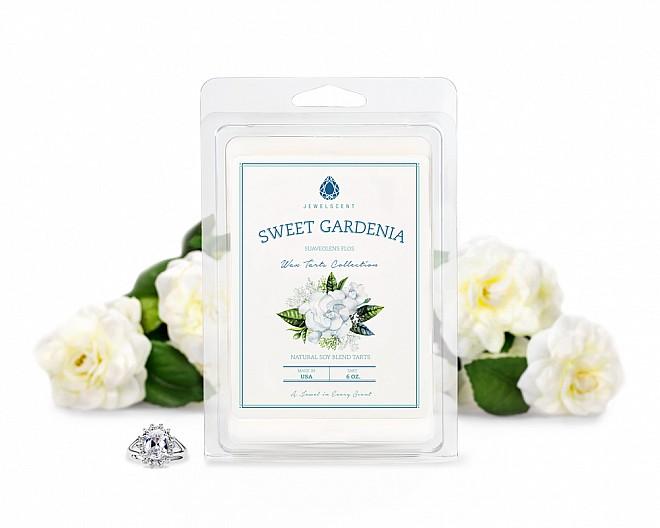 Sweet Gardenia Wax Tarts