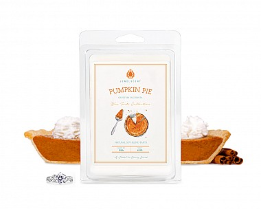 Pumpkin Pie Jewelry Wax Tarts