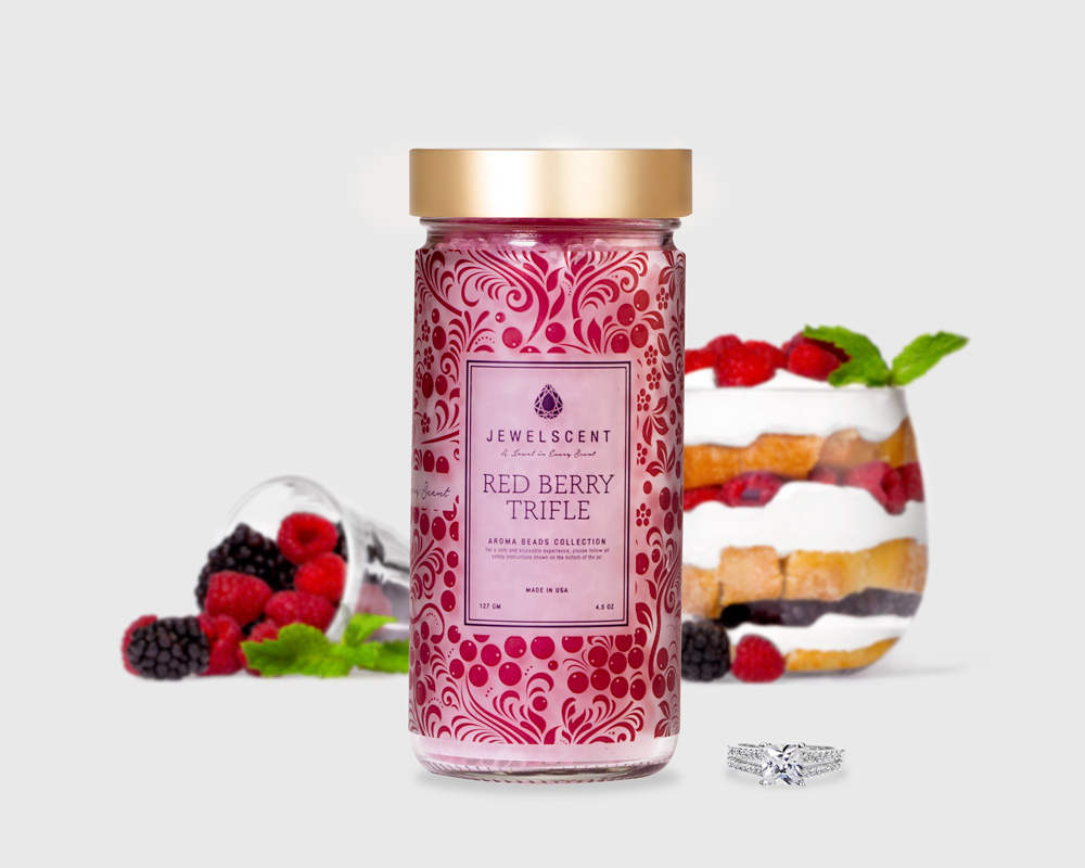 Red Berry Trifle Aroma Beads