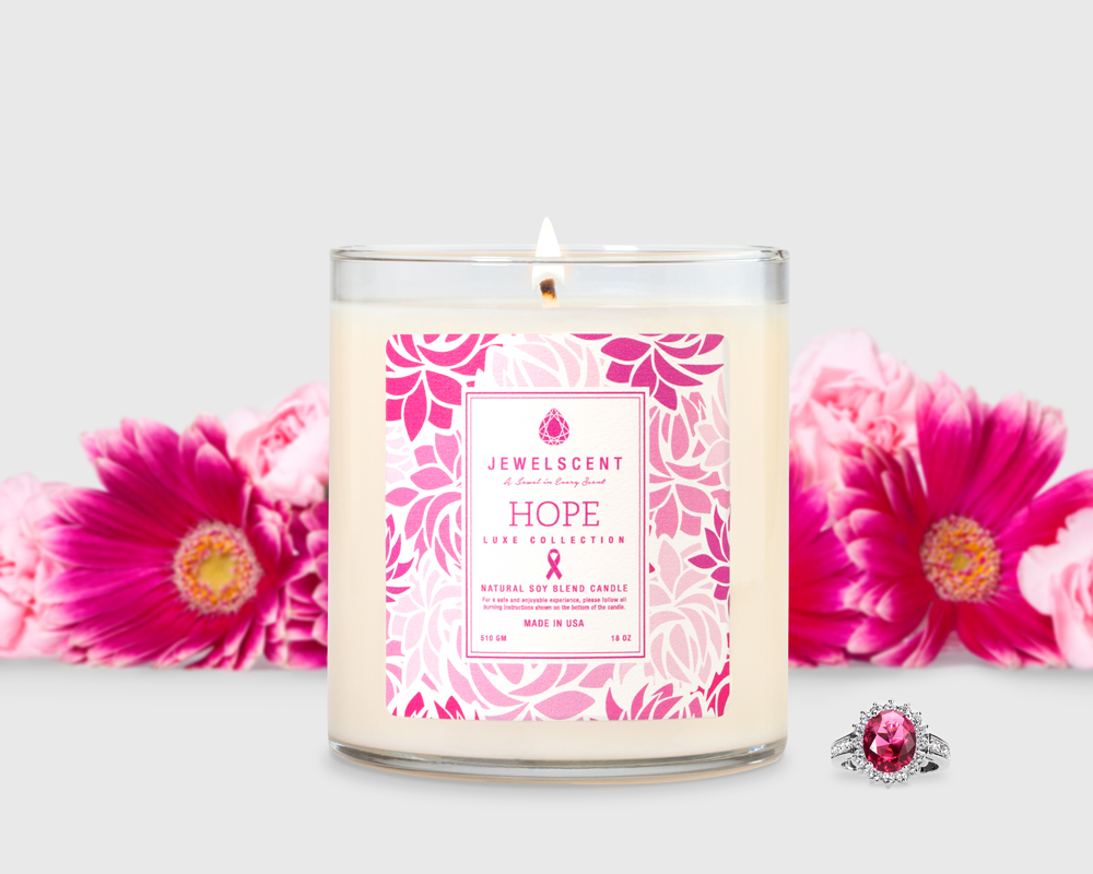 LUXE Hope Candle