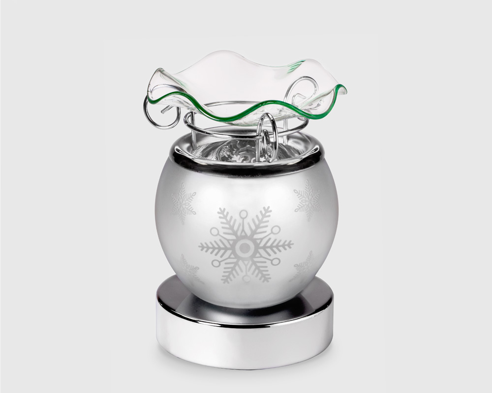 Aroma Snowflake Touch Lamp Warmer