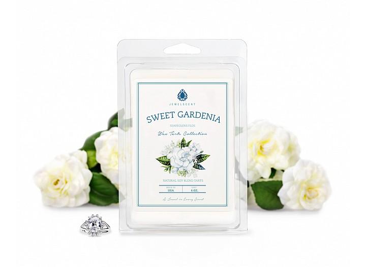 Charmant Sweet Gardenia Jewelry Wax Tarts