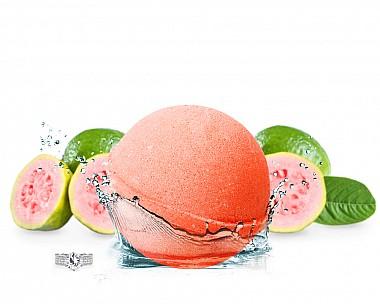 Guava Go Go Jewelry Bath Bomb
