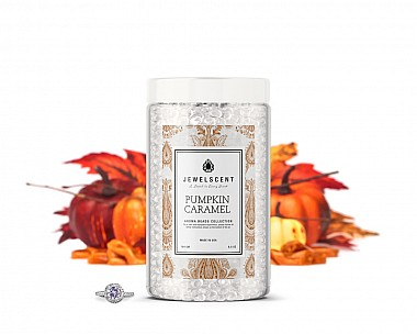 Pumpkin Caramel Jewelry Aroma Beads