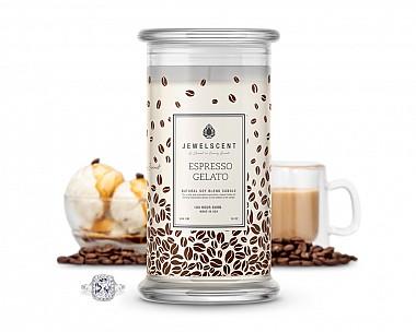 Espresso Gelato Jewelry Candle