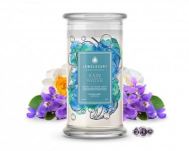 Rain Water Jewelry Candle