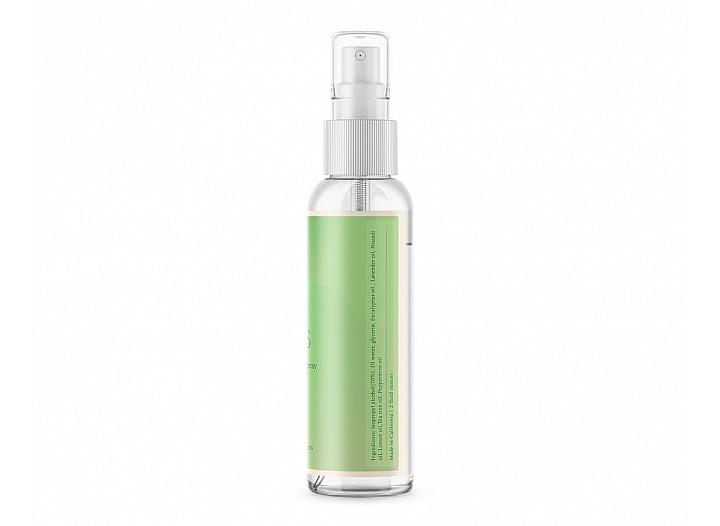 essential oil sanitizing spray