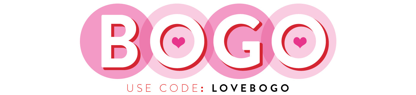 LOVE BOGO SALE