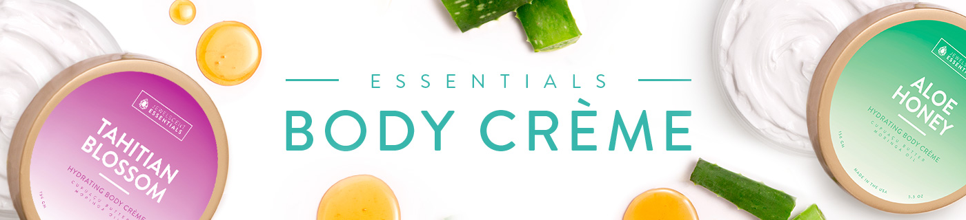Essentials Body Crèmes