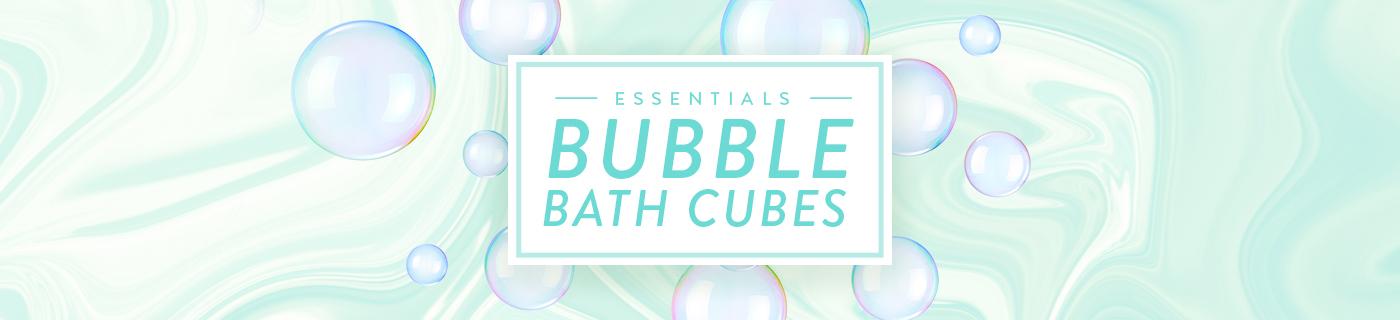 Essentials Bubble Bath Cubes