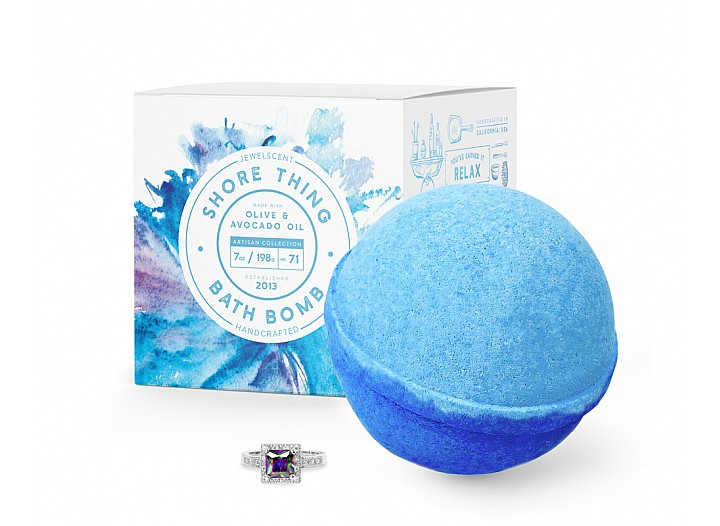 Shore Thing Jewelry Bath Bomb
