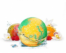 Tropic Like It's Hot Jewelry Bath Bomb