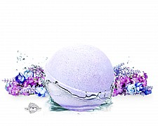 Early Morning Lilac Jewelry Bath Bomb