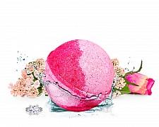 Sweet Passionfruit Plumeria - Merci Jewelry Bath Bomb