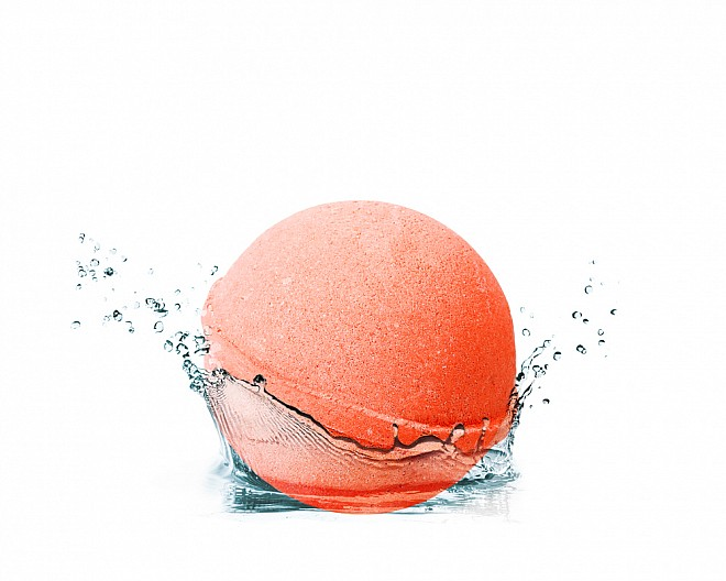 Essentials Guava Go Go Bath Bomb