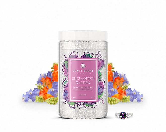 Enchanted Garden Jewelry Aroma Beads