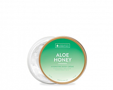 Essentials Aloe Honey Body Crème