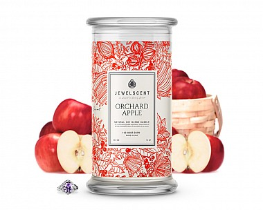 Orchard Apple Jewelry Candle
