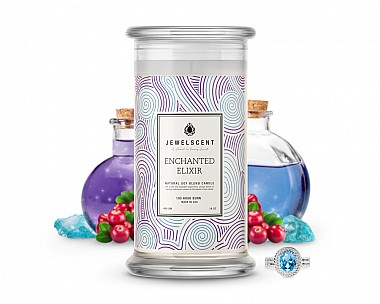 Enchanted Elixir Jewelry Candle