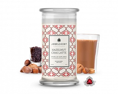 Hazelnut Chai Latte Jewelry Candle