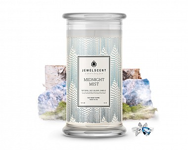 Midnight Mist Jewelry Candle