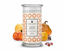 Pumpkin Harvest Jewelry Candle