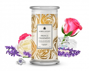 Prince Charming Jewelry Candle
