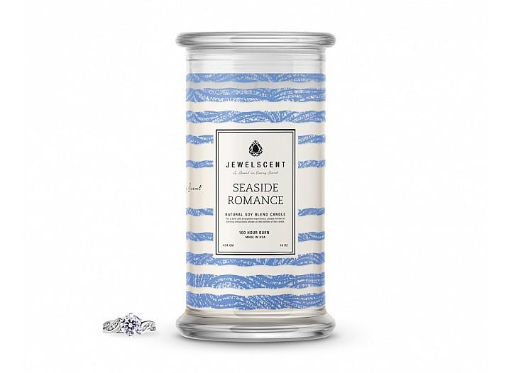 Seaside Romance Jewelry Candle