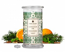 Concolor Fir Jewelry Candle