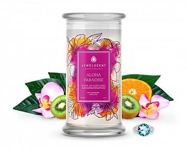 Aloha Paradise Jewelry Candle
