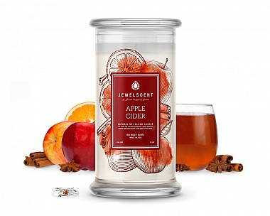 Apple Cider Jewelry Candle