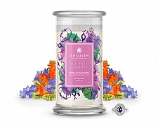 Enchanted Garden Jewelry Candle