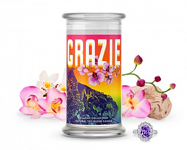 Grazie Jewelry Candle