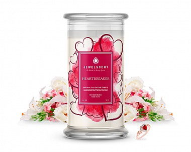 Heartbreaker Jewelry Candle
