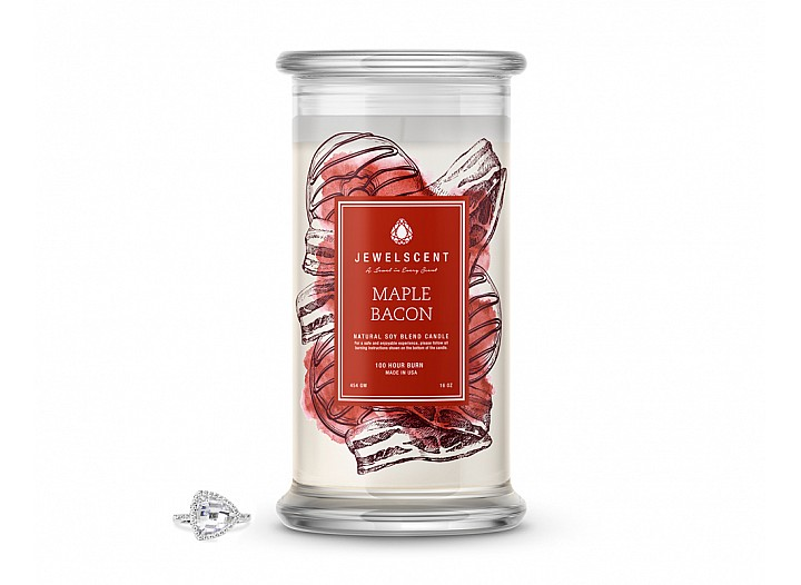 Maple Bacon Jewelry Candle