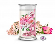 Sweet Passionfruit Plumeria - Merci Jewelry Candle