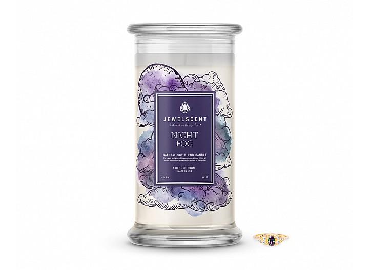 Night Fog Jewelry Candle