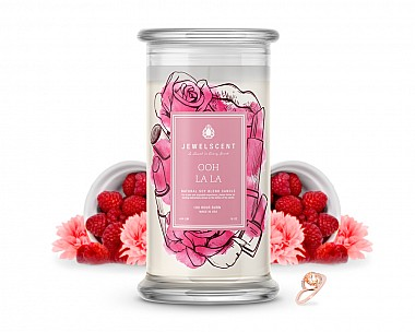 Ooh La La Jewelry Candle