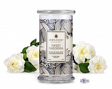 Sweet Gardenia Jewelry 16oz Candle