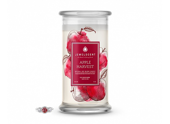 Apple Harvest Jewelry Candle
