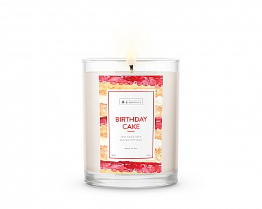 Essentials Birthday Cake Candle