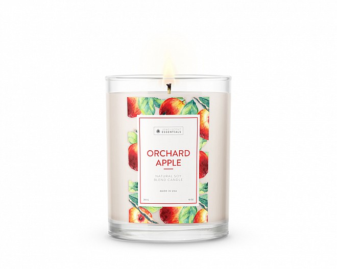 Essentials Orchard Apple Candle
