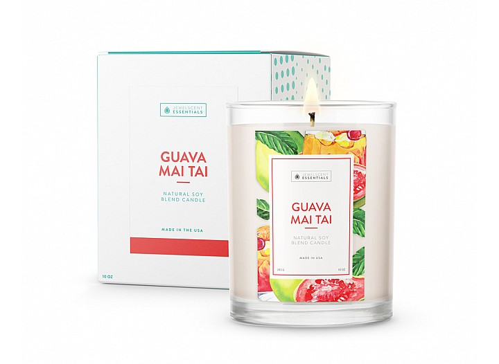 Essentials Guava Mai Tai Candle