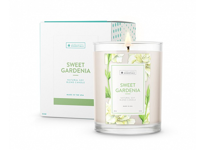 Essentials Sweet Gardenia Candle