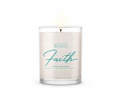 Essentials Faith Candle