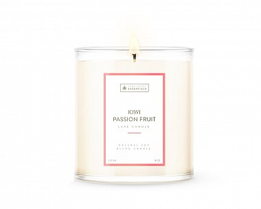 Essentials Luxe Kiwi Passion Fruit Candle