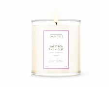 Essentials Luxe Sweet Pea & Violet Candle